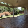 Complement Your Patio Cover with Stamped Concrete