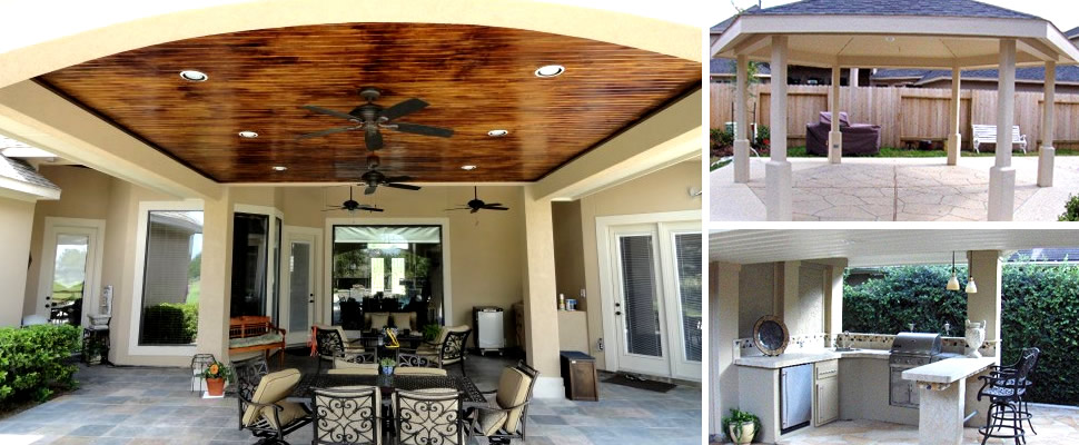 Patio Covers For All Kinds Of Patios!