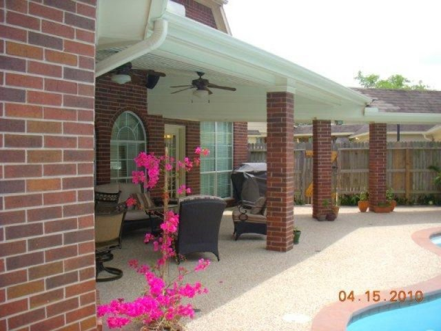 Patio Covers That Lasts As Long As Your House!