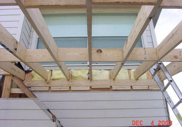 how to build a patio cover cheap