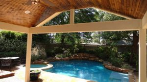 Patio Covers Offer an  Antidote to 'Cocooning'