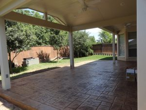 Stamped Concrete Adds Texture and Value