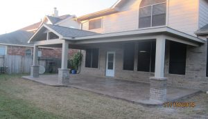 Houston Patio Covers Does Repairs, Too