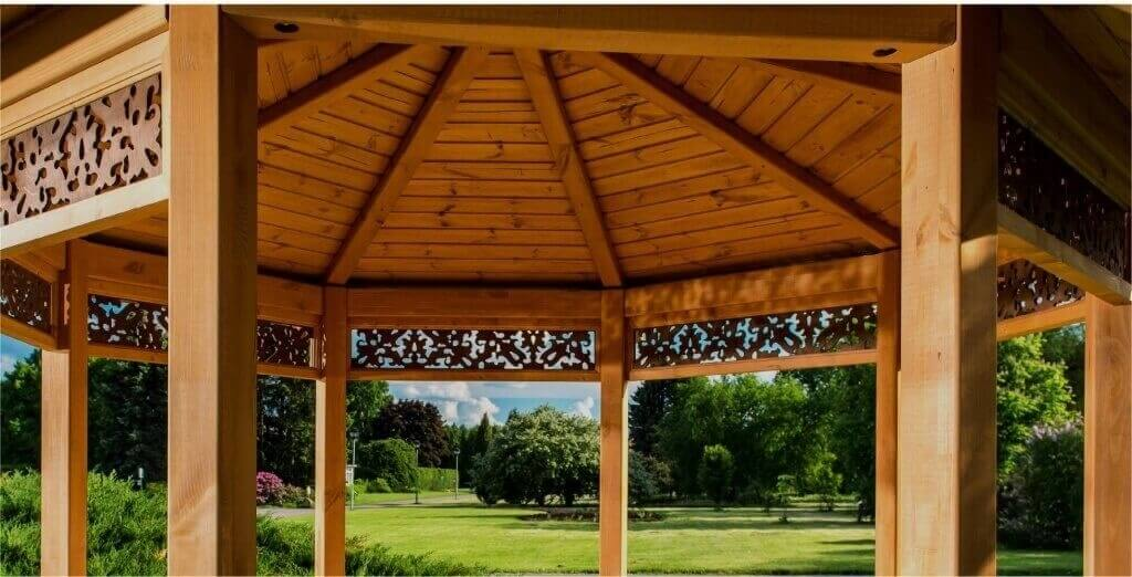 Did You Say Gazebo?