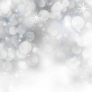Glittery blue Christmas background